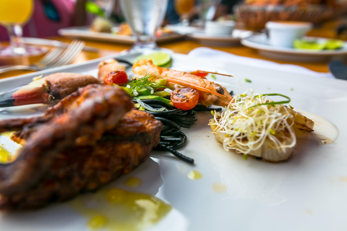 Cancún - Gastronomía