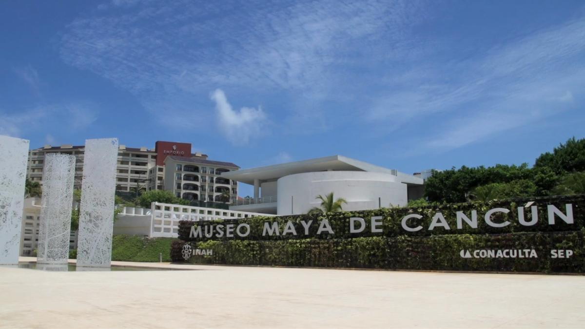 Museo Maya Cancún