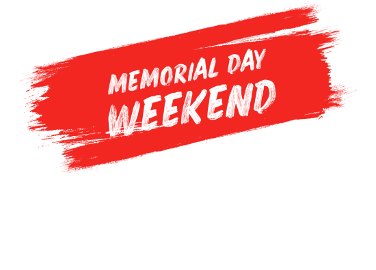 TID Memorial Day Weekend 2019