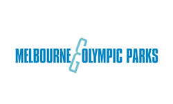 Melbourne and Olympic Parks Logo
