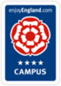Visit England 4 star campus Accreditation