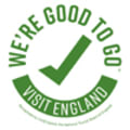 VisitEngland Good to Go Logo