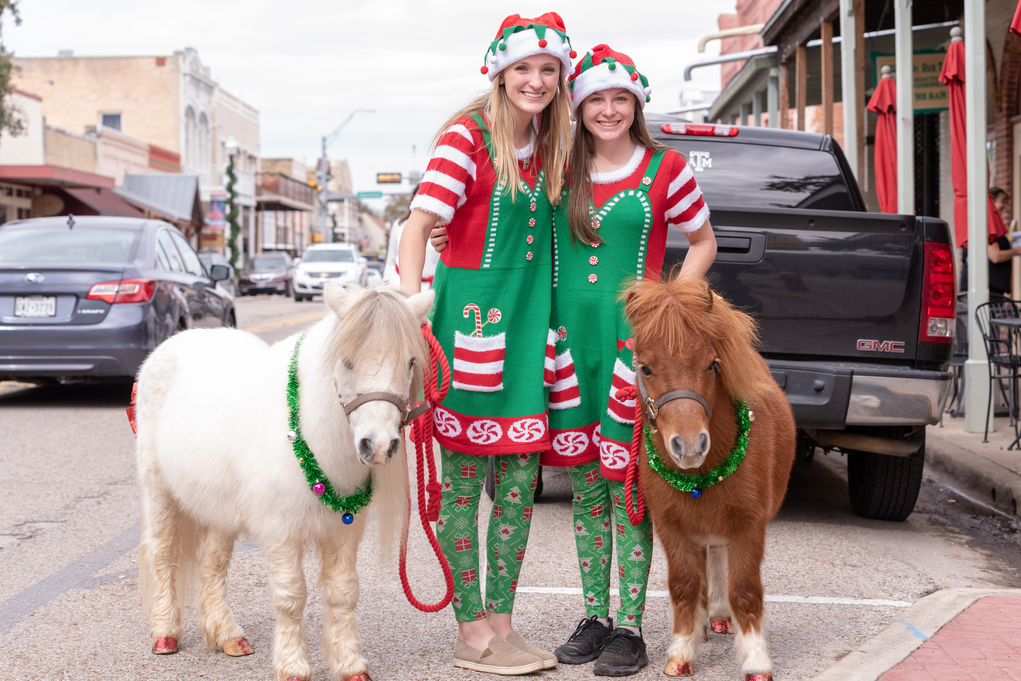 Lost Pines Christmas Small Business Saturday