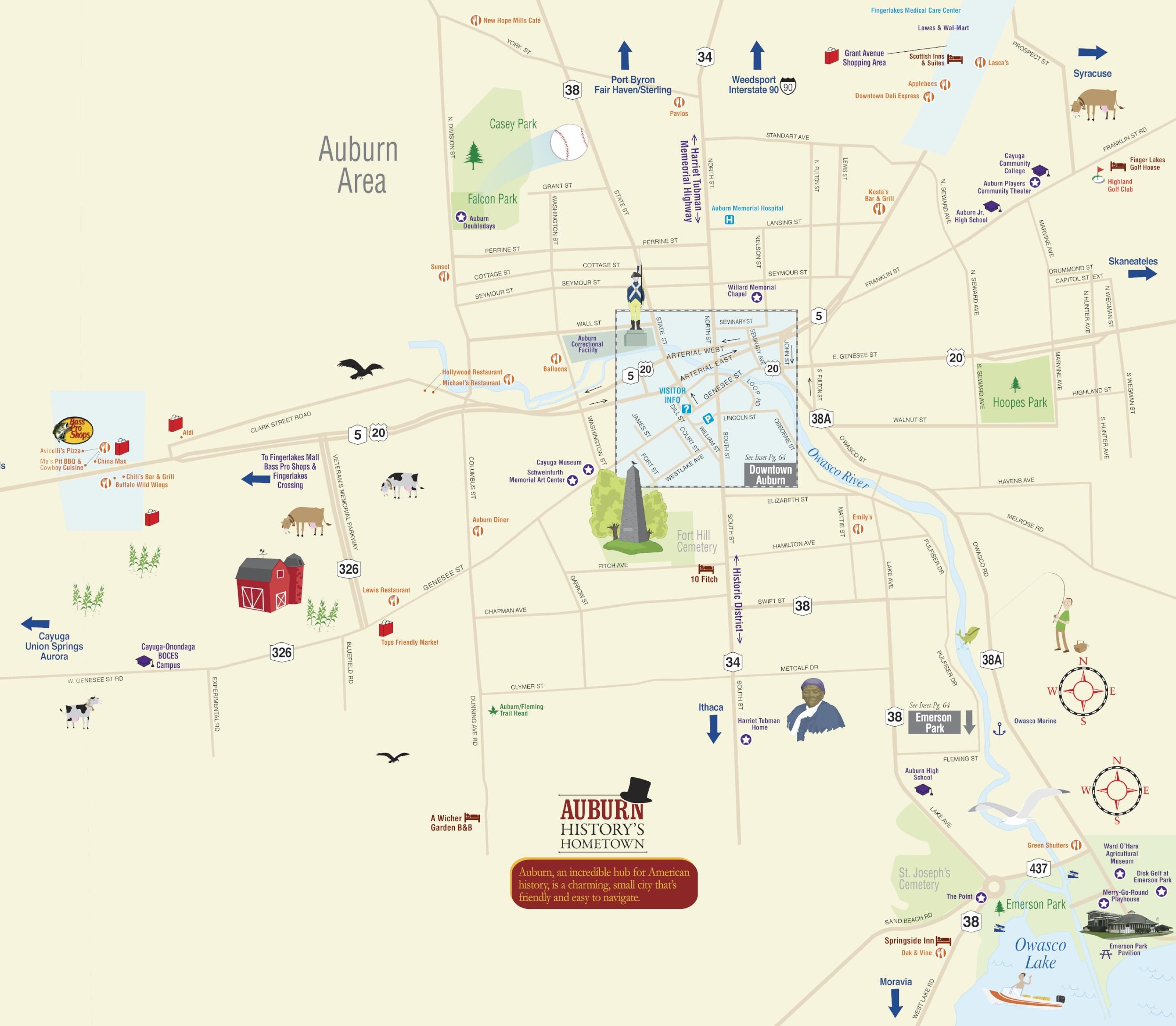 Area Maps