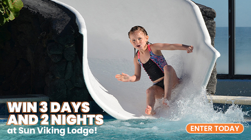 Sun Viking Lodge Free Stay