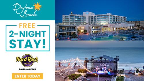 Daytona Beach Giveaway