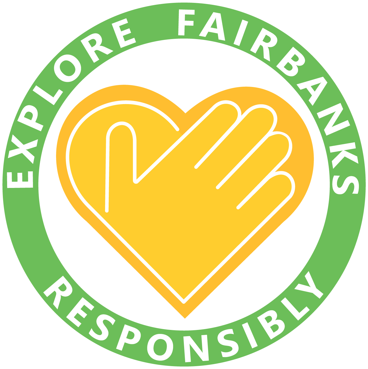 Pledge Logo - Explore Fairbanks