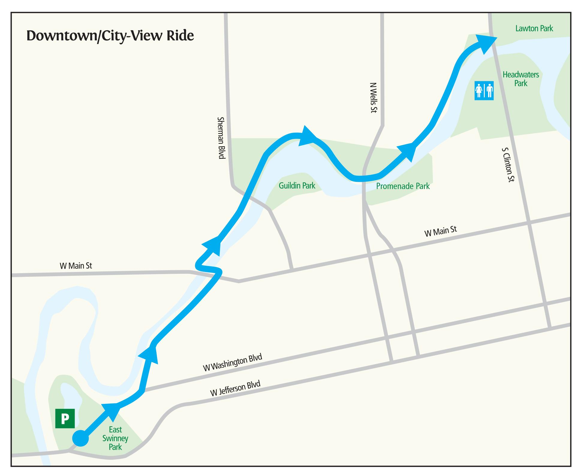 Map Of Wayne County Pa, City View Trail Ride Itinerary, Map Of Wayne County Pa