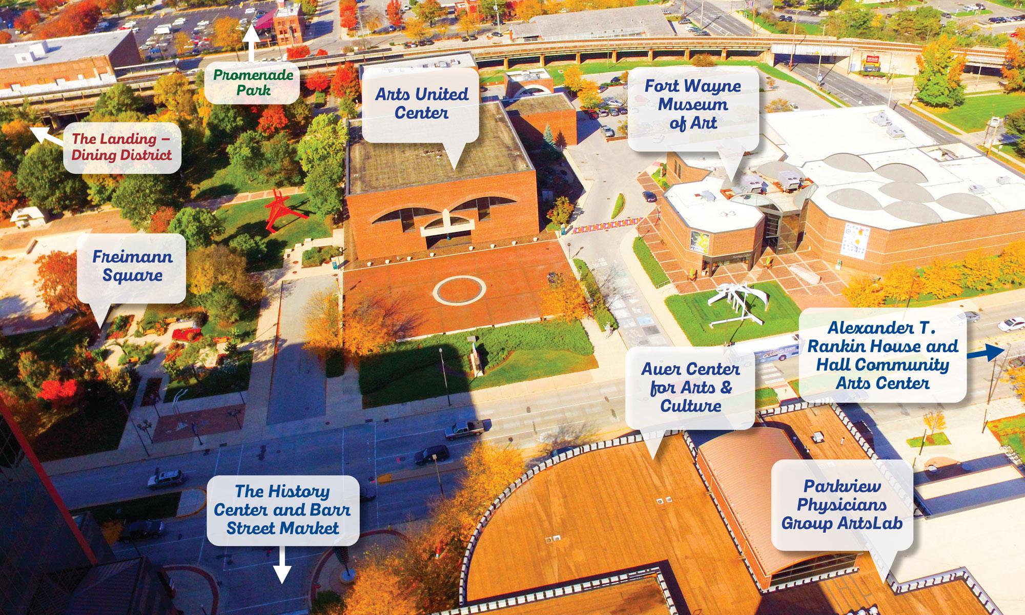 Arts Campus Fort Wayne