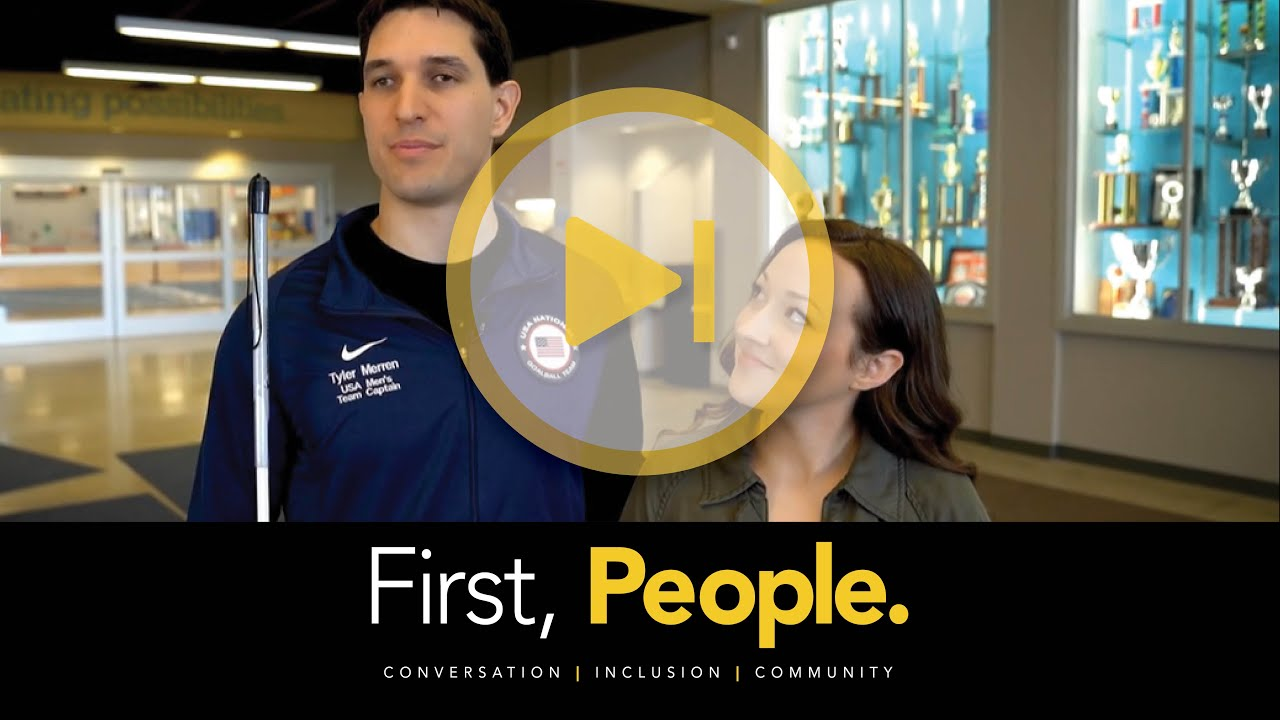 First, People - Click for Video