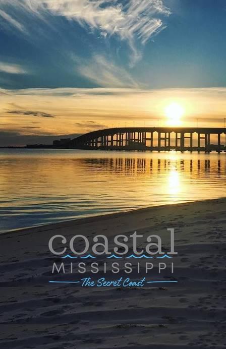 Show your Coastal Mississippi Pride