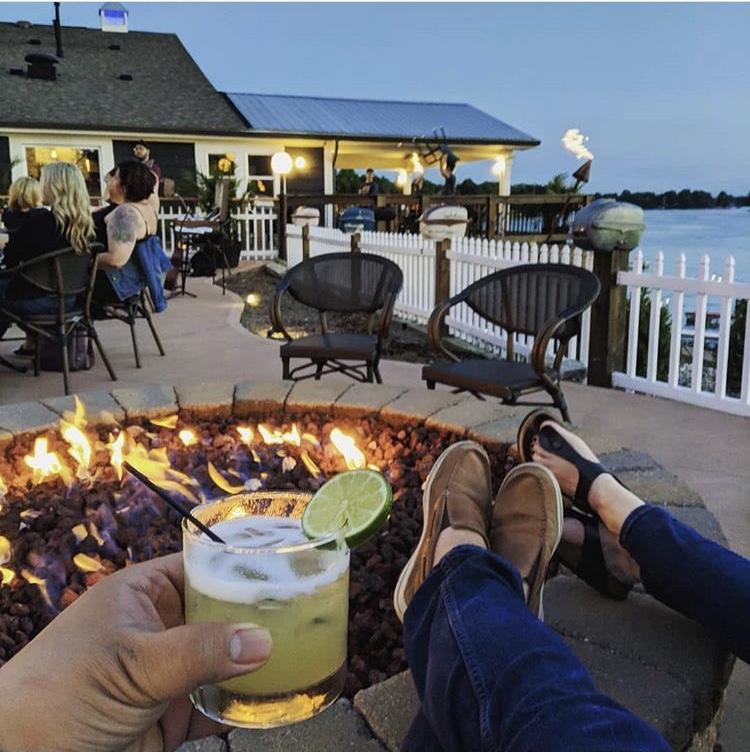 Boathouse Kitchen & Swan Dive  - waterside dining - nightlife