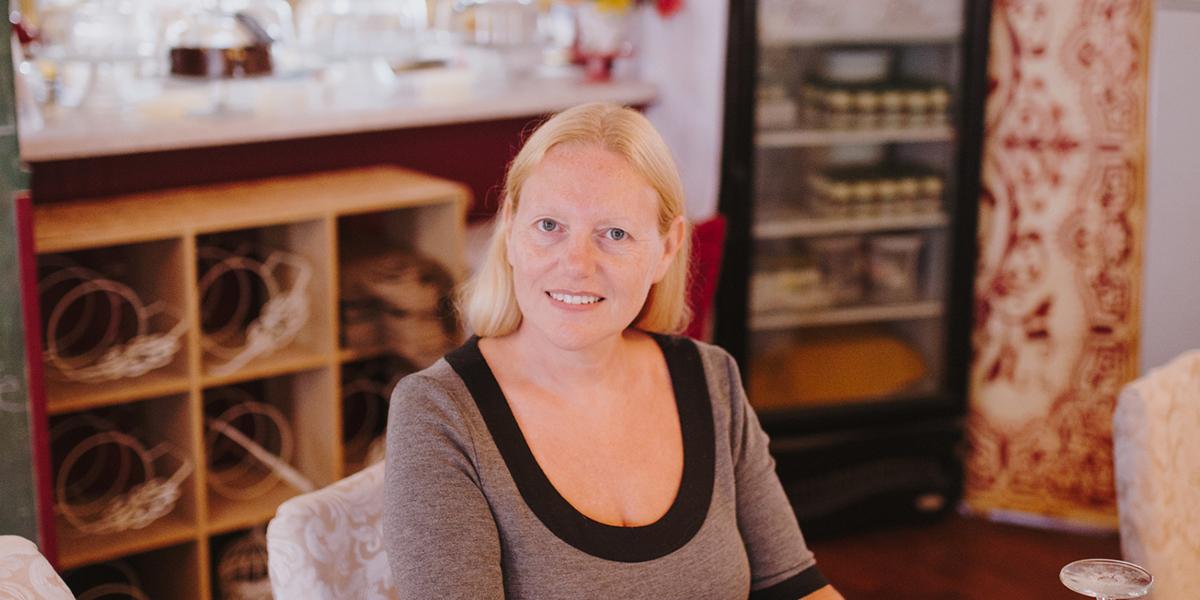 Tina Jesson