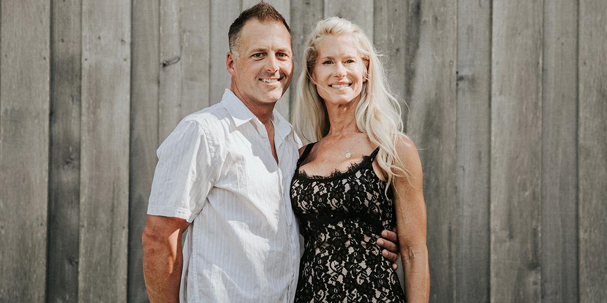 Matt and Christine Tanner