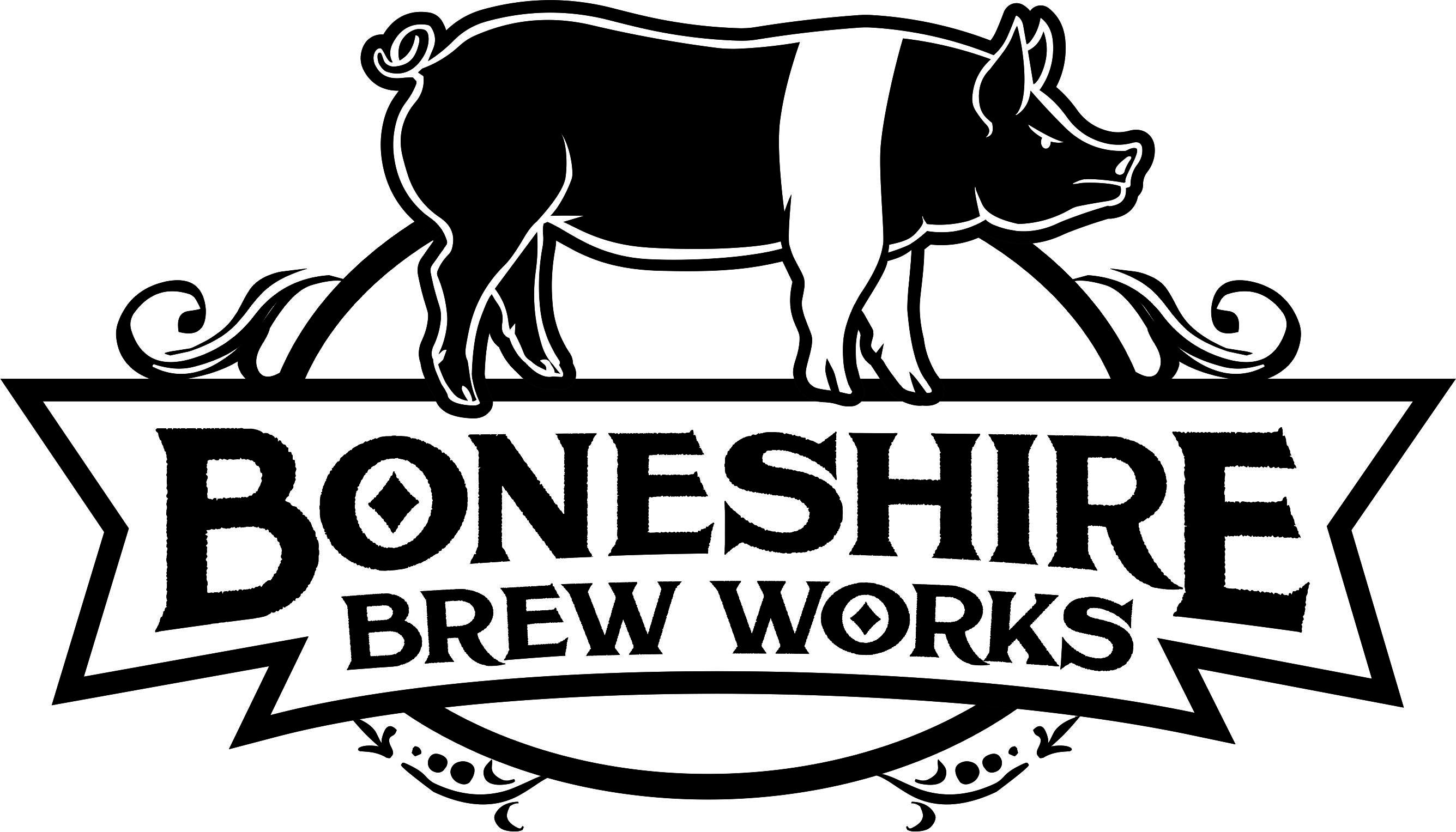Boneshire Brewery Logo