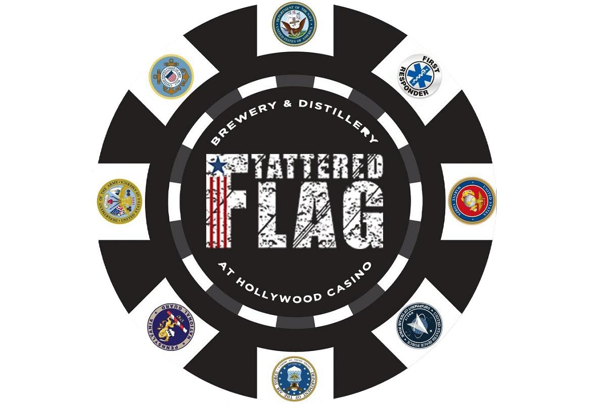 Tattered Flag Logo