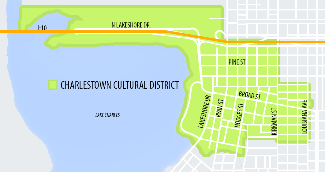 Cultural Districts In Lake Charles La