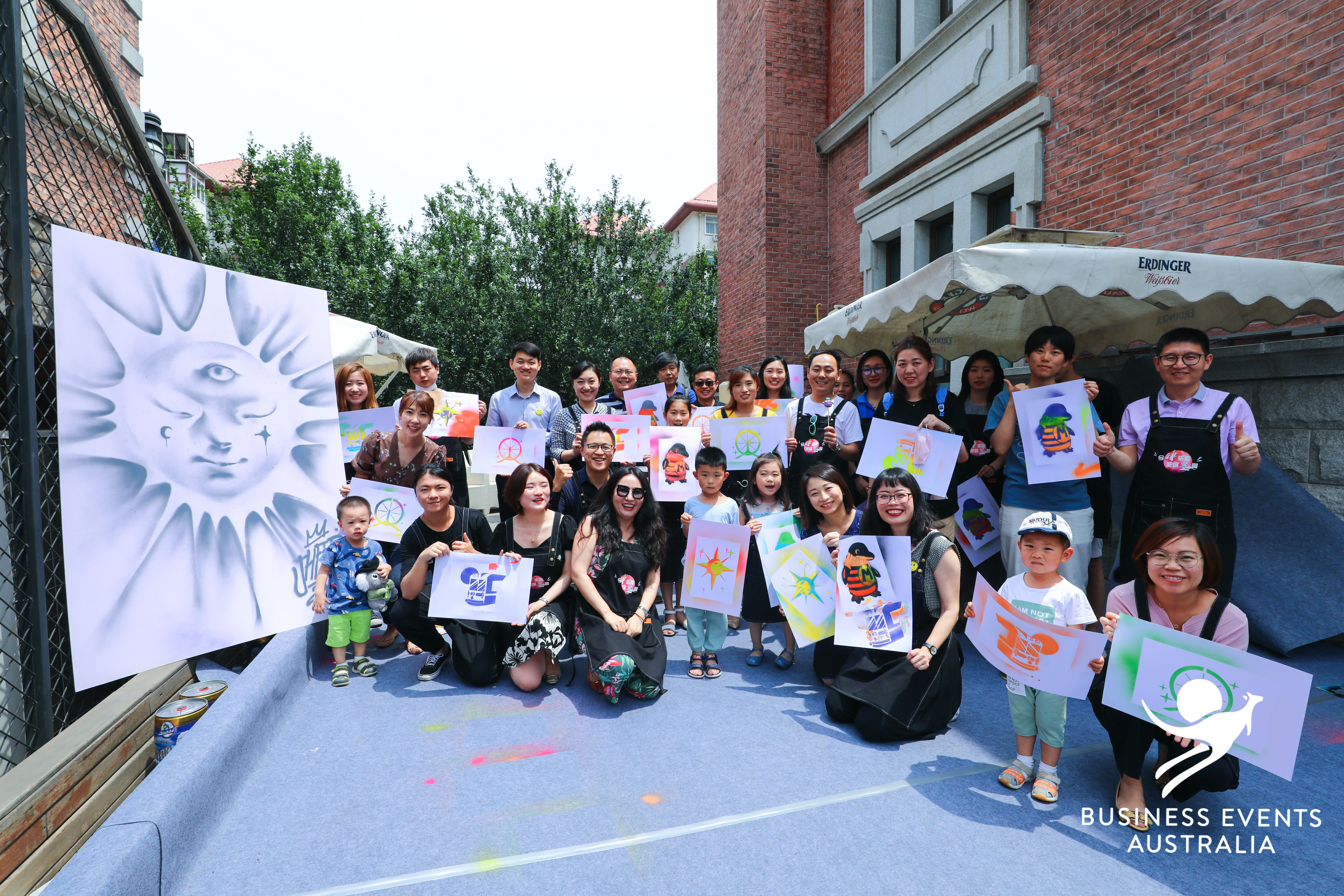 Best Partner Programme Street Art Highlights