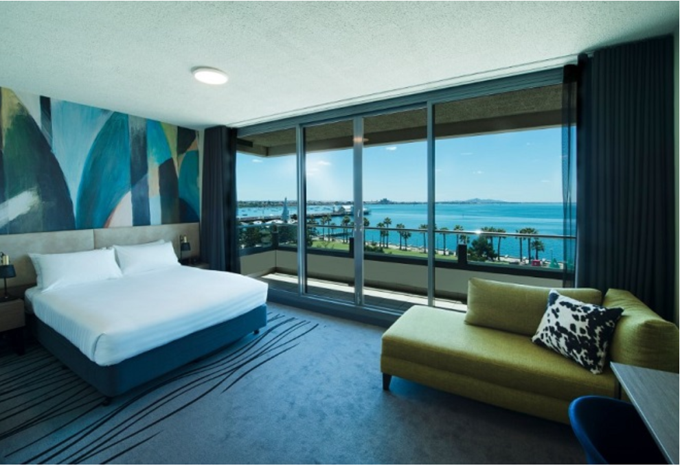Novotel Geelong Unveils Upgrade As It Celebrates Five Year