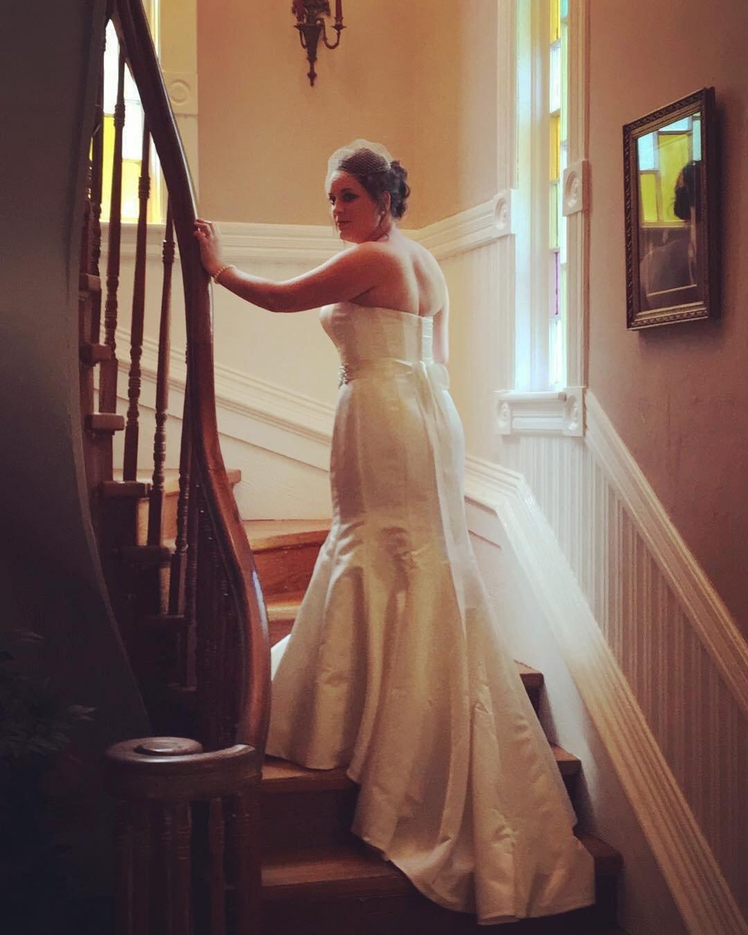Antebellum Inn Wedding