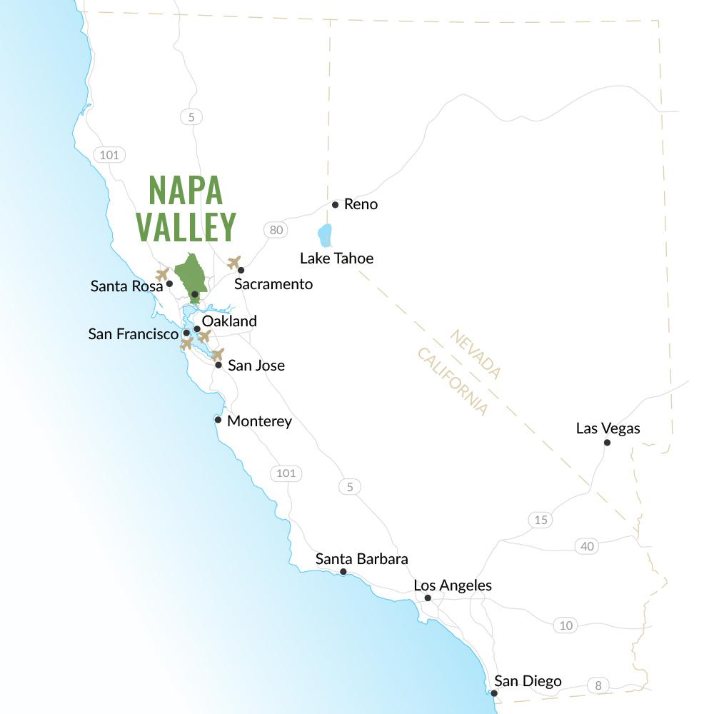 Airports Near Napa Valley   Transportation & Flight Information