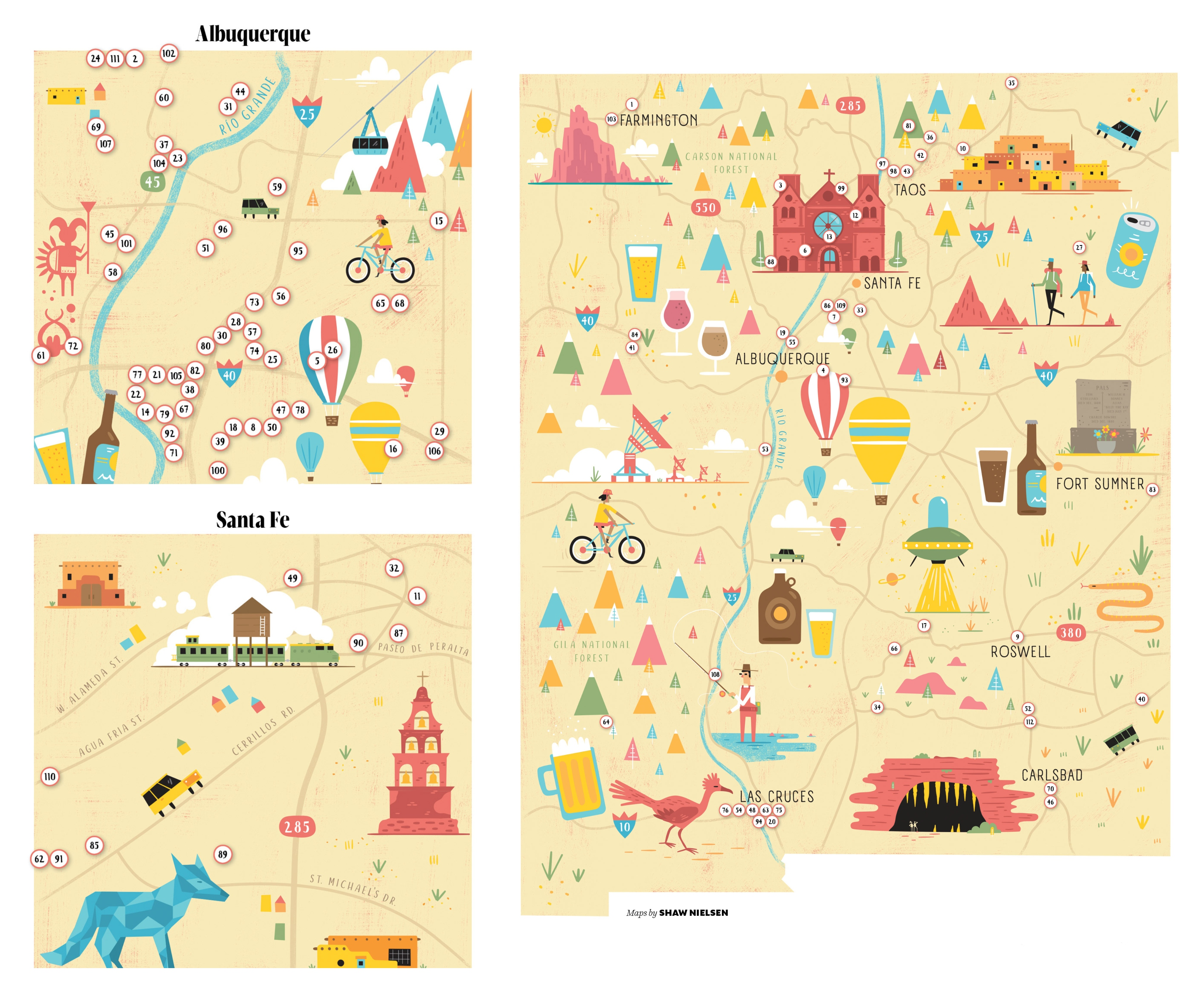 The Ultimate Craft Beer Guide to New Mexico. on love s united states map, media map, sugar map, attractions map, government map, pizza map, marine map, ice cream map,