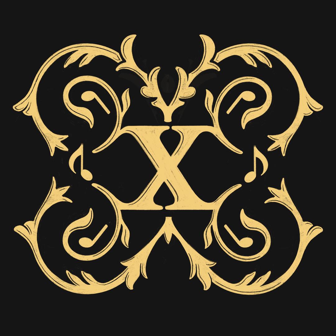 NOLA X NOLA Square Logo