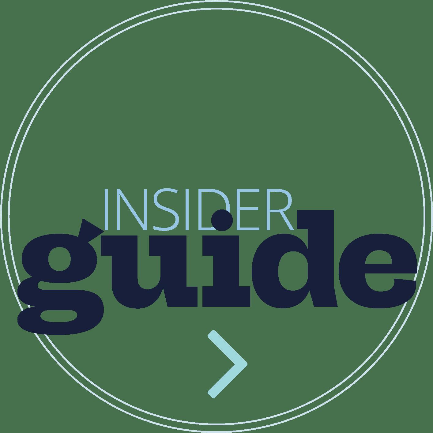 Insider Guide Badge