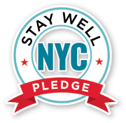 Stay Well NYC Pledge
