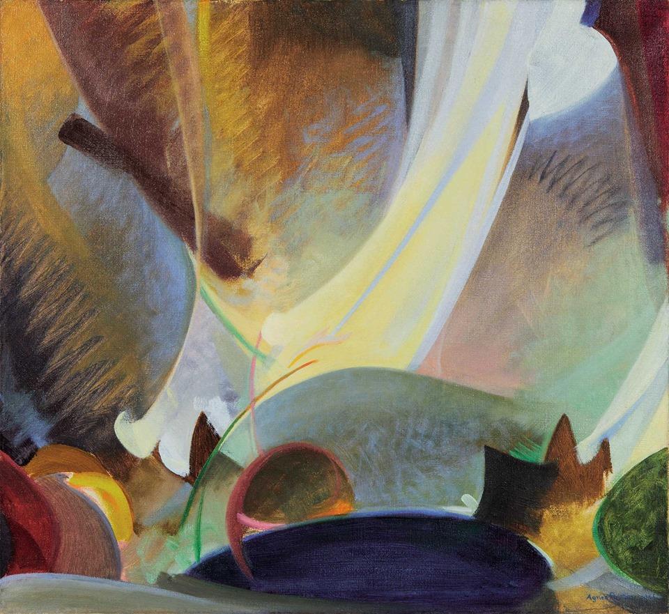 Agnes Pelton Desert Transcendentalist