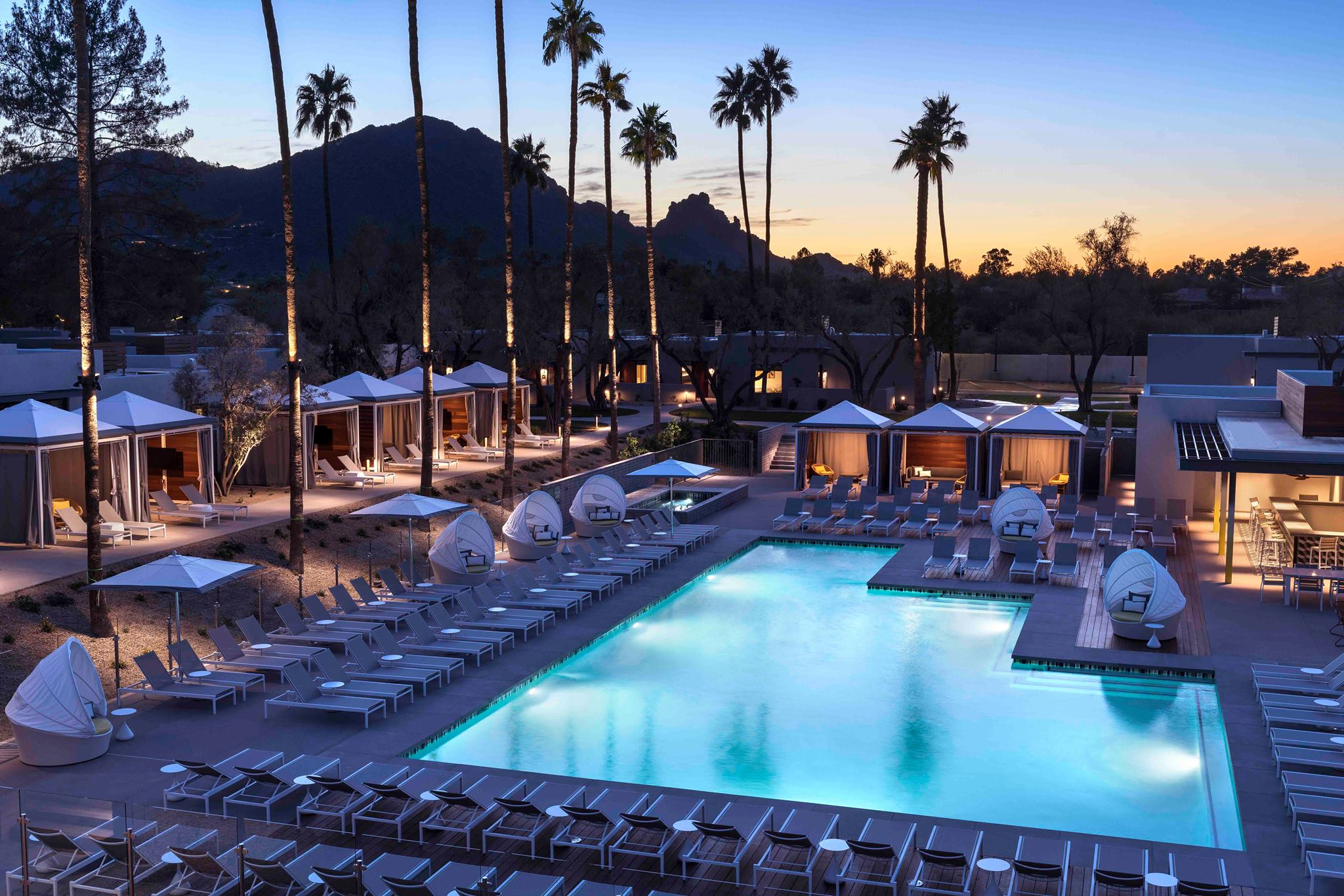 Andaz Scottsdale Resort pool