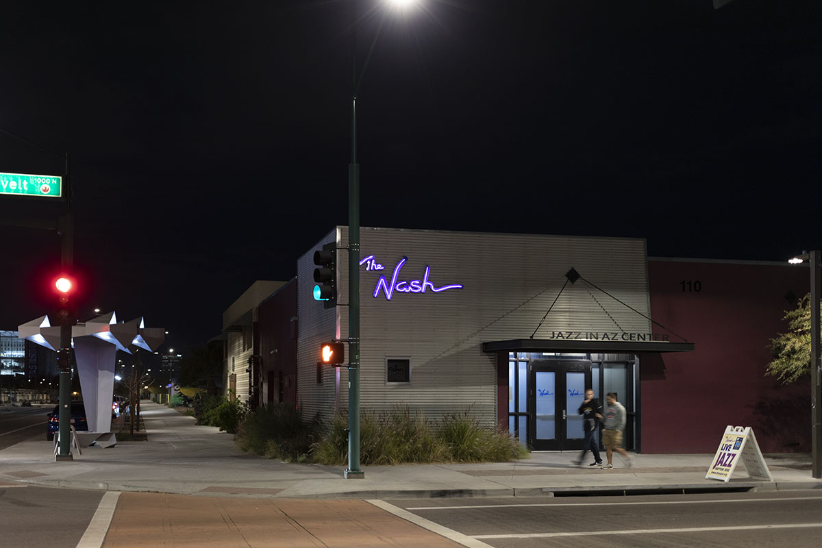 The Nash Jazz Club Downtown Phoenix