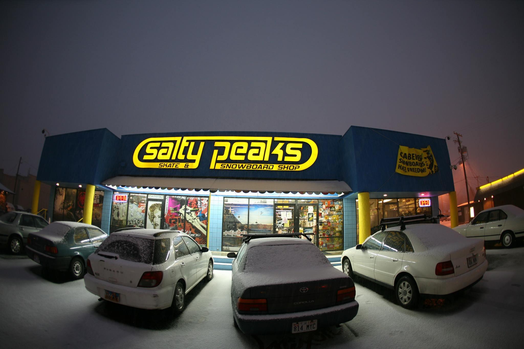Salty Peaks Skate & Snowboard Shop