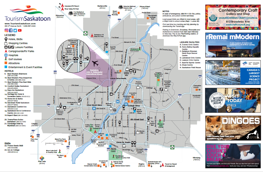 2020 Mini Map