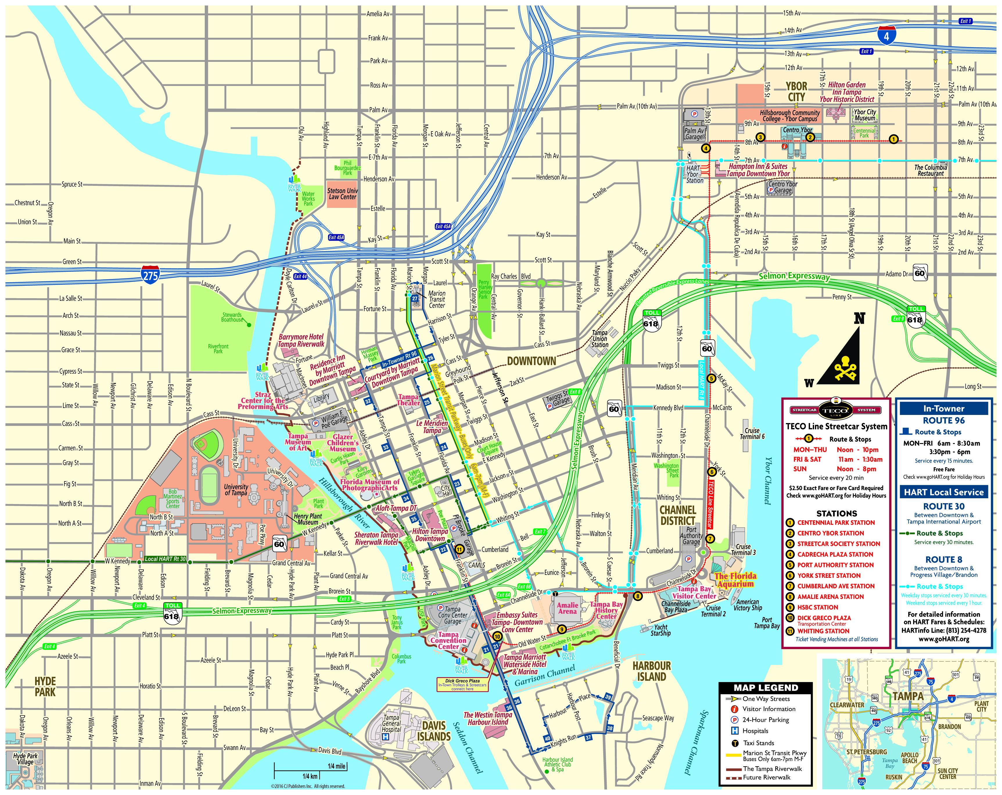 Pocket Map on