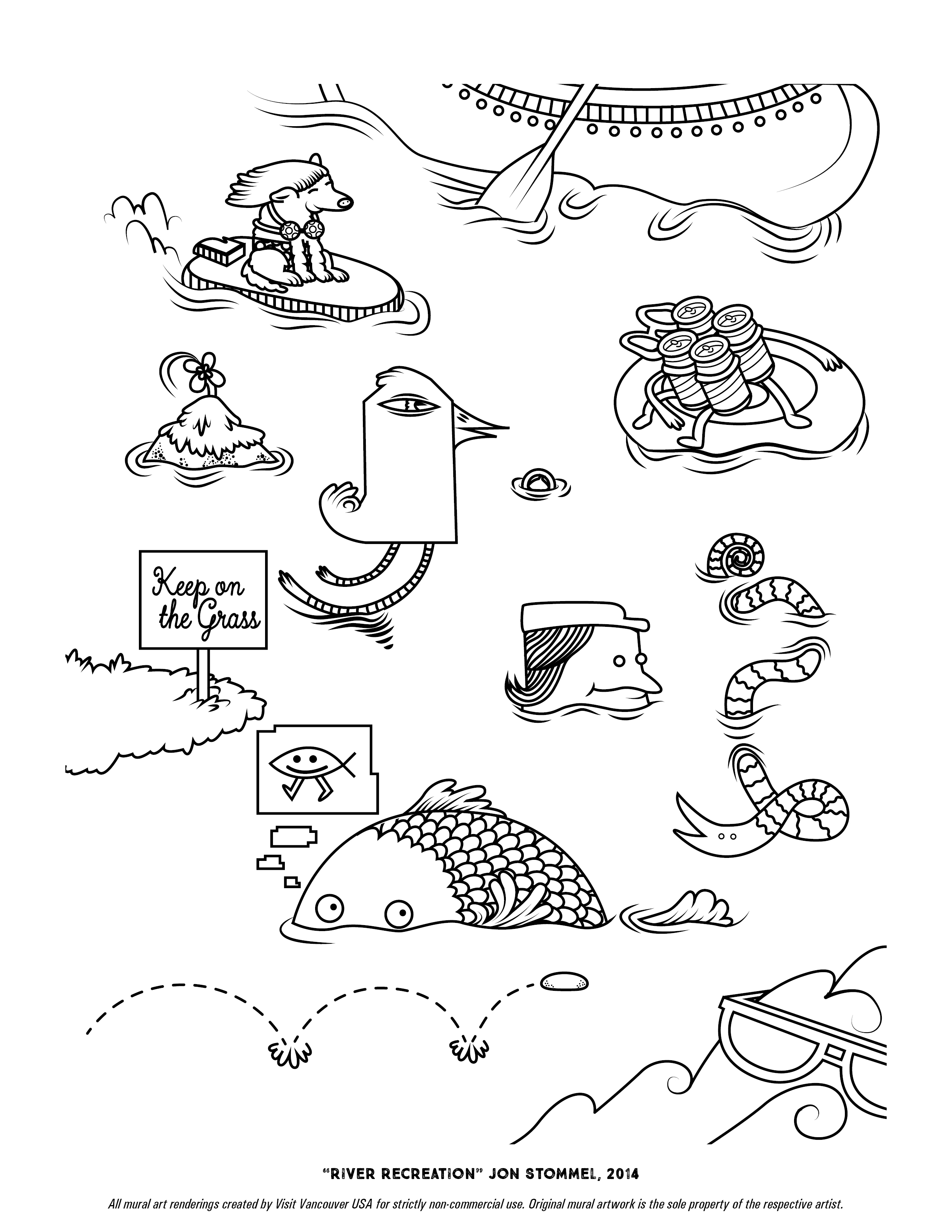 Check out these awesome 👏 coloring pages... - Willapa National ... | 3300x2550