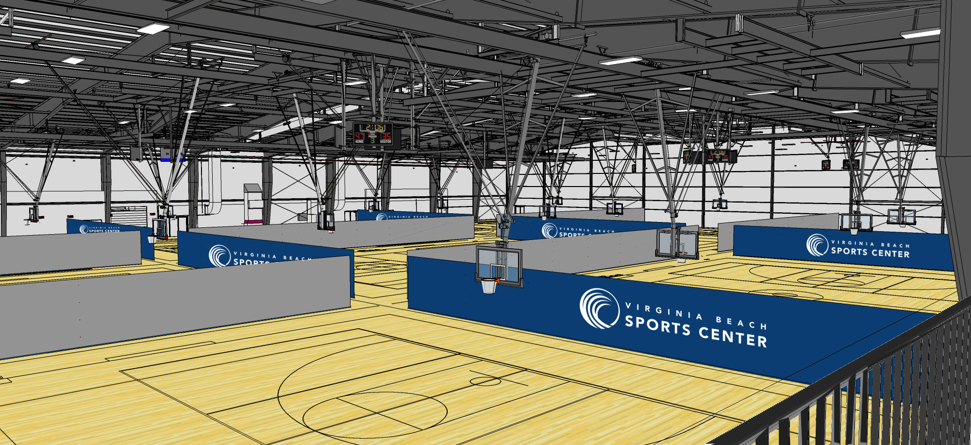 Virginia Beach Sports Center Coming In The Fall Of 2020