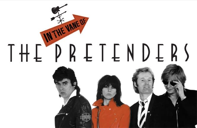 In The Vane Of...The Pretenders: Annapolis Artists Playing Tributes & Pretenders-Inspired Originals