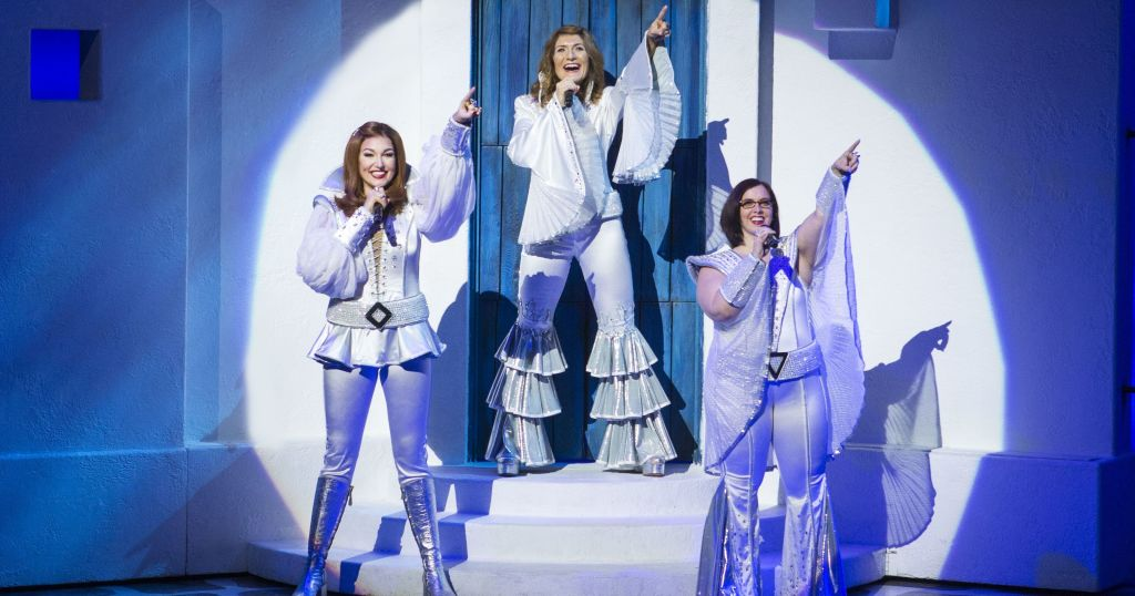 Opening Night: Mamma Mia!