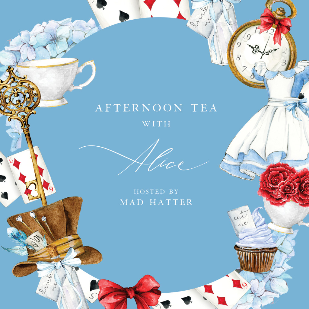 Afternoon Tea with Alice