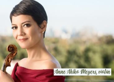 Annapolis Symphony Orchestra presents Anne Akiko Meyers, violin