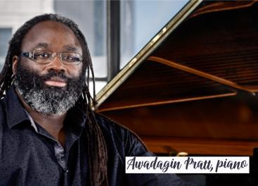 Annapolis Symphony Orchestra presents Awadagin Pratt, piano