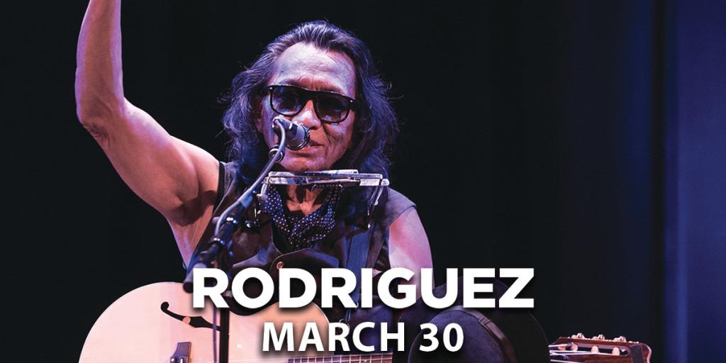 "Rodriguez: ""Sugar Man is Back!"""