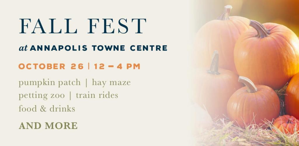 Fall Fest at Annapolis Towne Centre