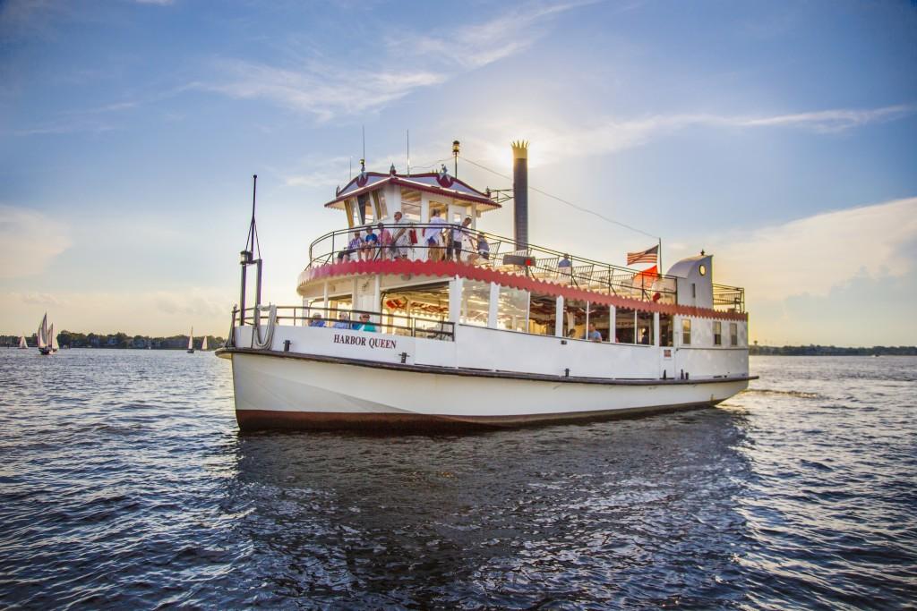 Annapolis Harbor & USNA Cruise