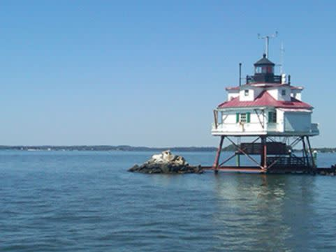 October Lighthouse Cruise