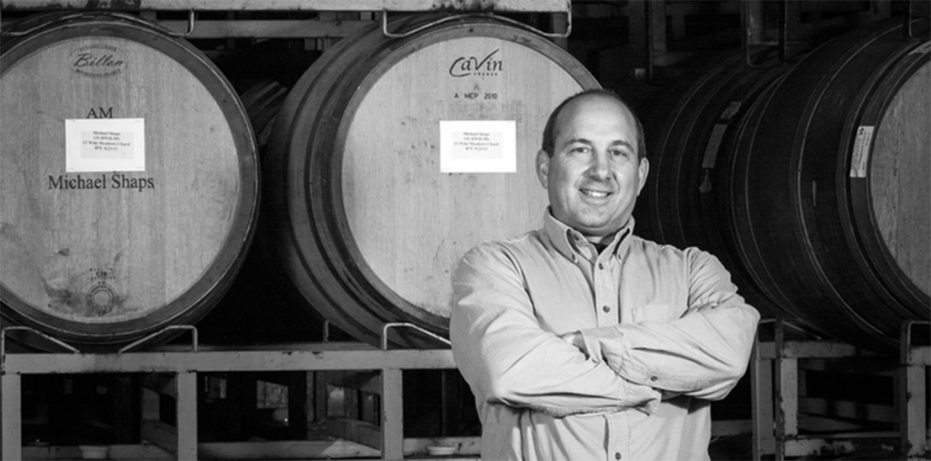 One Winemaker, Two Countries! Meet winemaker Michael Shaps!