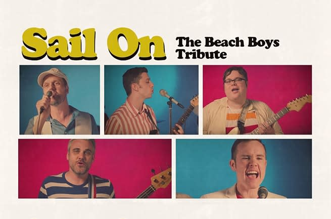 Sail On: The Beach Boys Tribute