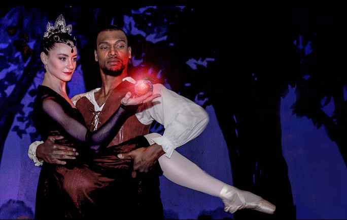 Snow White Presented by Ballet Theatre of Maryland