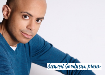 Annapolis Symphony Orchestra presents Stewart Goodyear, piano